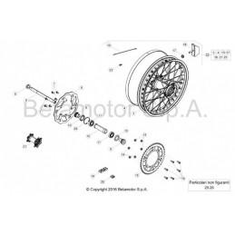 Posición despiece 5 -BOMBA FRENO DELANTERA RR4T RACING 2102057059