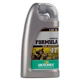 Aceite Formula 4t 15W50