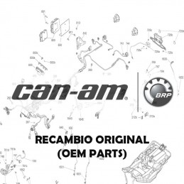 Nº 17 - CABEZA RADIO DELANTERO - 031410500000