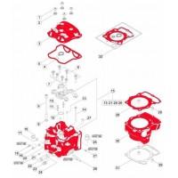 Cilindro Completo 4T 16