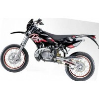 2007 RRT 50 CC X-SERIES MOTARD