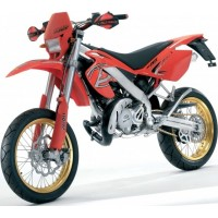 2005 ART 50 CC MOTARD