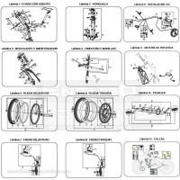 Recambios Bultaco - Brinco
